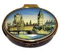 "London (MG London)  Oval.  2"" length. Limited Edition of 250."