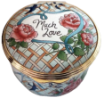 "2014 St. Valentine's Day (01/10220) 1.62"" diameter."